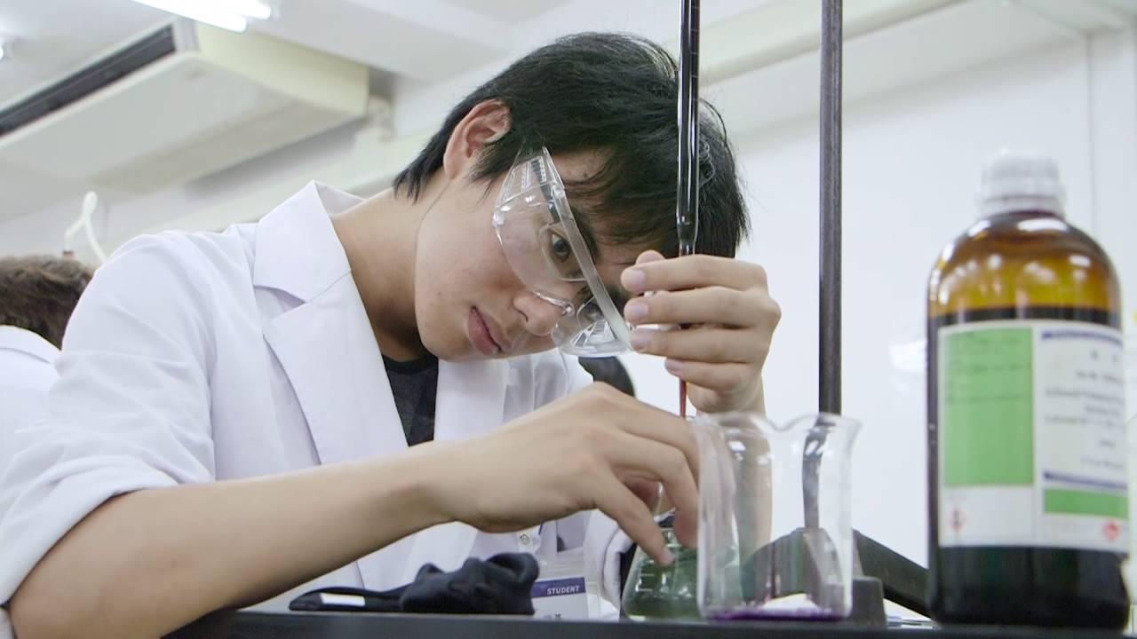 醸造発酵コースを動画で紹介