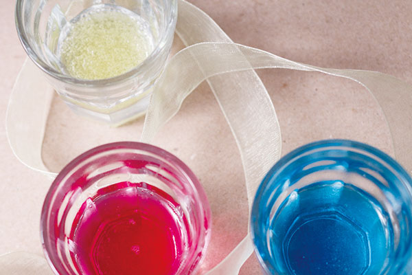 アルコール発酵で醸造体験