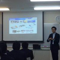 東京バイオ校内会社説明会を実施!!